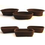 PGas-121 - 6x31cm mixed pots